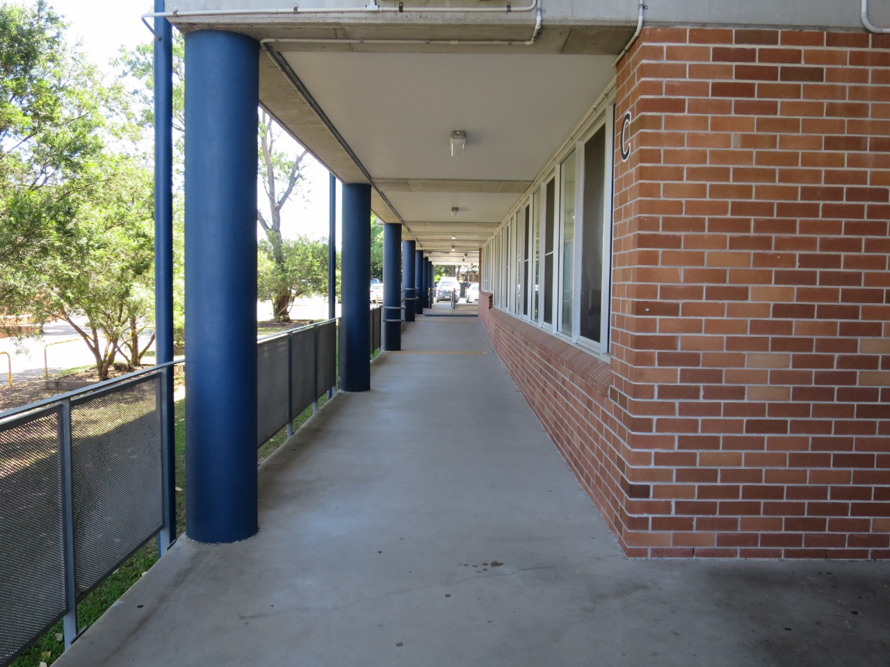Front office path